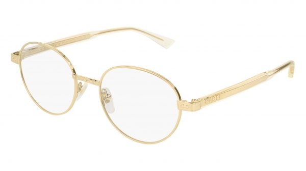 firkantet gucci briller i acetat for unisex fra eye factory