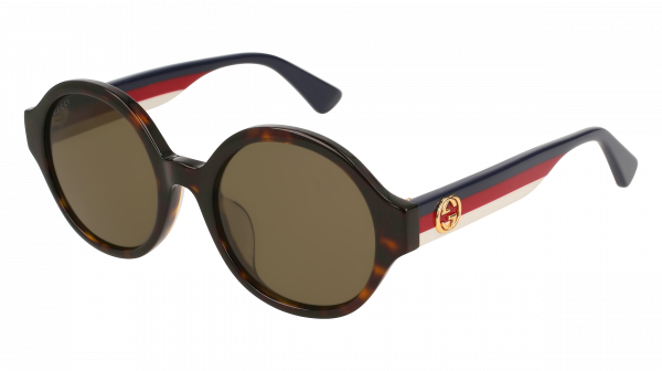 Cat-eye Gucci Solbriller for dame i acetat fra eye factory