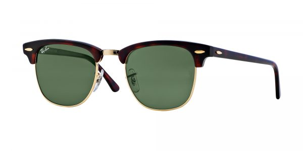 firkantet ray-ban solbriller i acetate for unisex fra eye factory