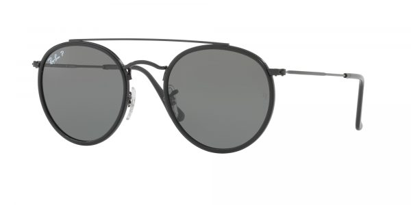 phantos ray-ban solbriller i metall for unisex fra eye factory
