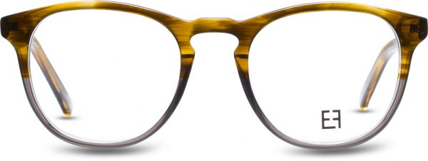 Brille - UNISEX - OVAL - Acetate