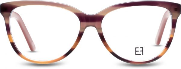 Brille - DAME - CAT-EYE - Acetate