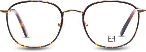 Brille - UNISEX - SQUARE - Metal
